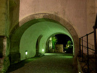 Archway to the Danube